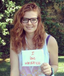 Maja * WordPress1x1