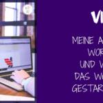 Video: Meine Anfänge mit WordPress