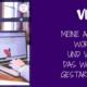 Meine Anfänge mi WordPress