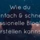 Blogfotos